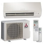 Mitsubishi Electric's STAR Lineup of Ductless Air-conditioning and Heating Units